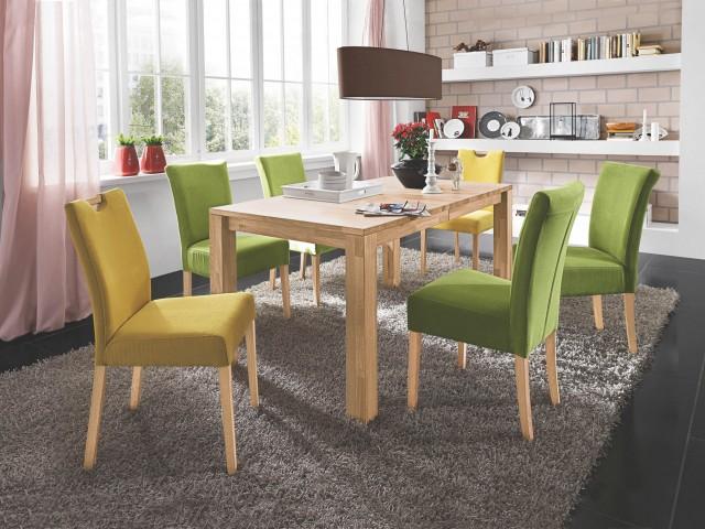 <p>Stuhl und Tischsystem</p>