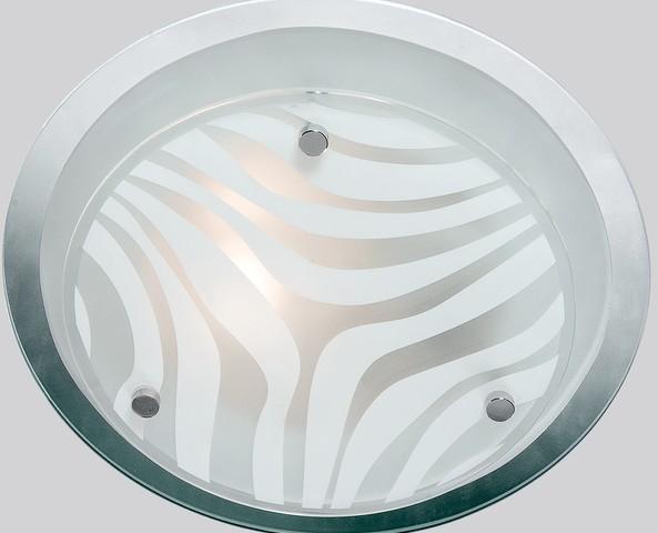 <p>Deckenleuchte<br />Farbe: Chrom<br />Durchmesser: ca.24 cm</p>